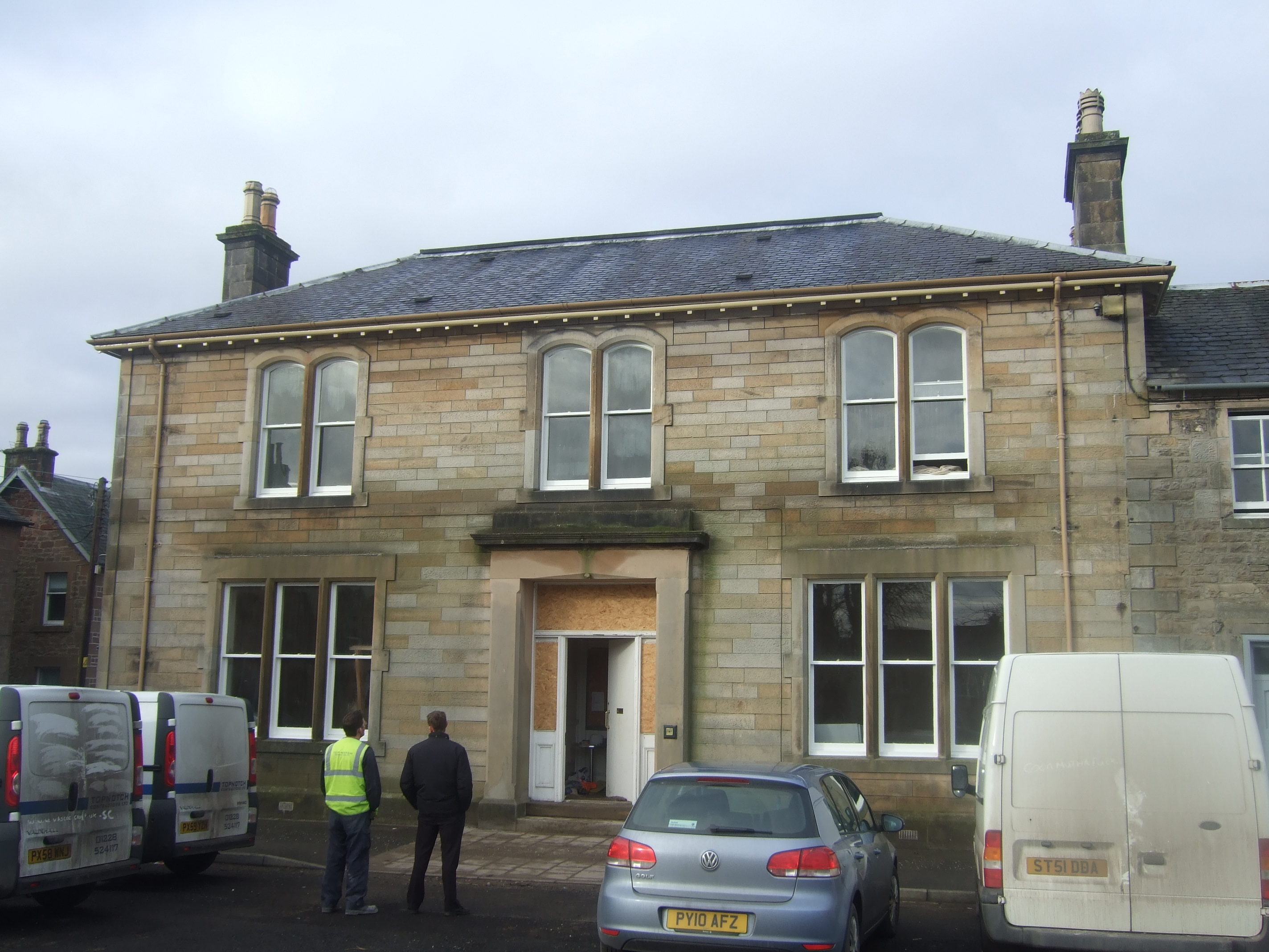 Dalkeith House – Newcastleton