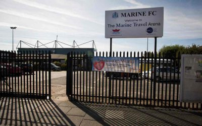 Top Notch Contractors Ltd are proud to support Marine A.F.C.