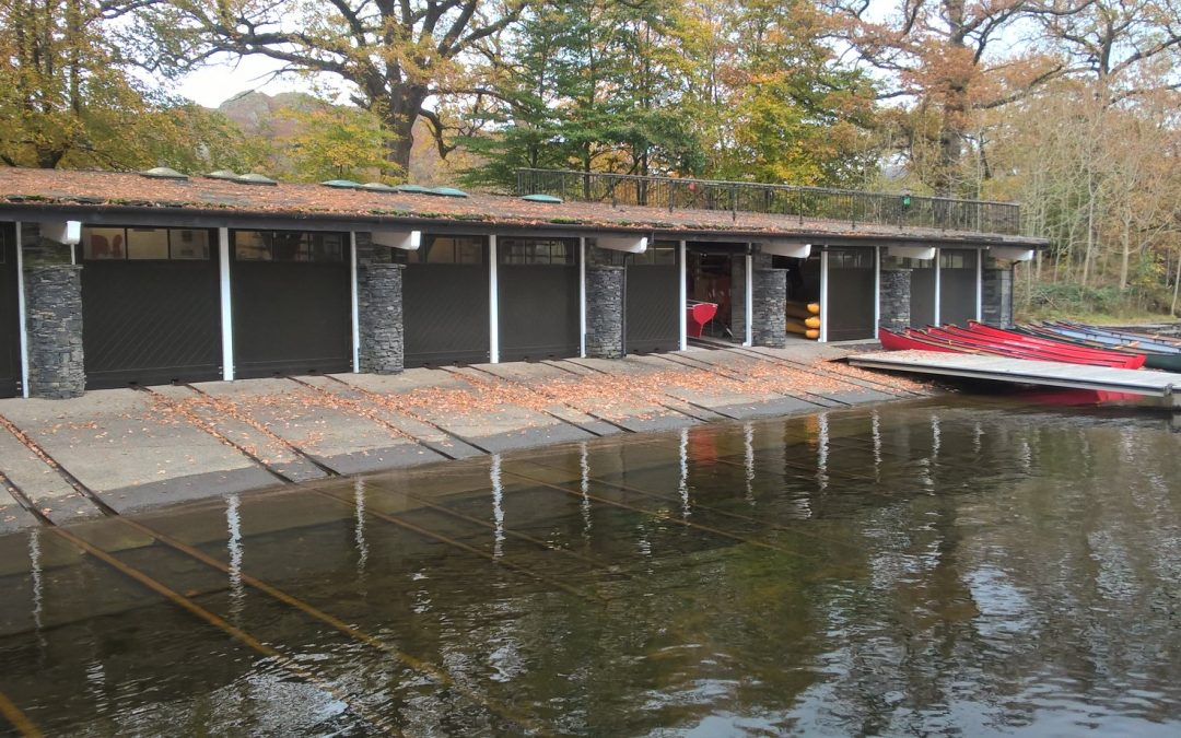 University Of Cumbria – Brathay Boathouse