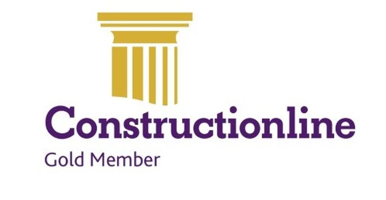 Top Notch Contractors Achieve Constructionline GOLD Status